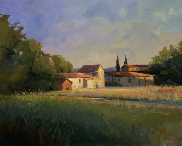 La Ferme en Provence by Julie Mann