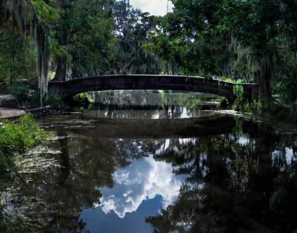 Reflecting Bridge by Cheryl Sperling