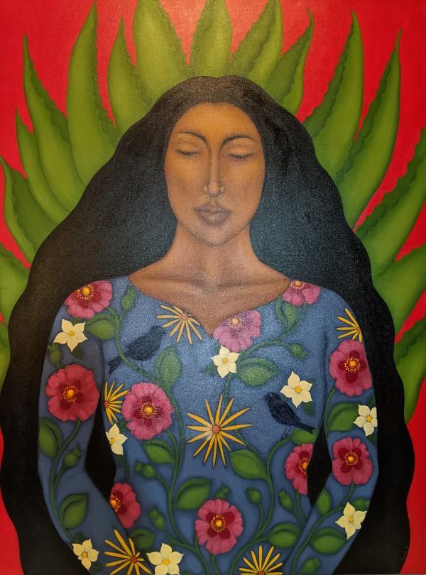 Mayahuel by Tamara Adams