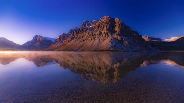 Lake Bow at Dawn by Andrea Duchini, MD