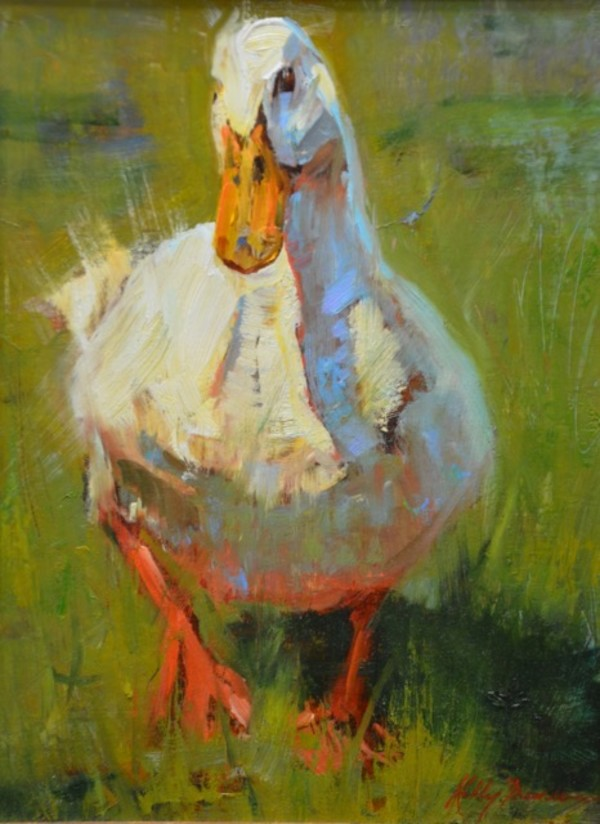 Aflac by Kelly Brewer