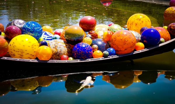 Reflections in Color by Ryan Obremski, RN