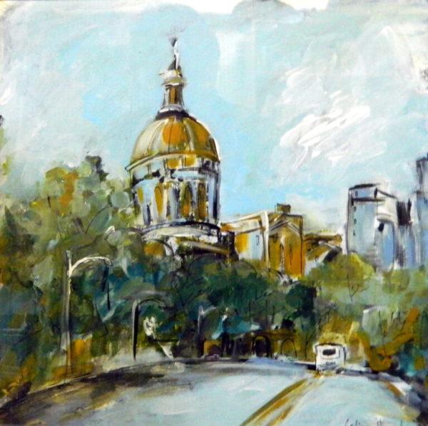 Atlanta by Galina Herndon
