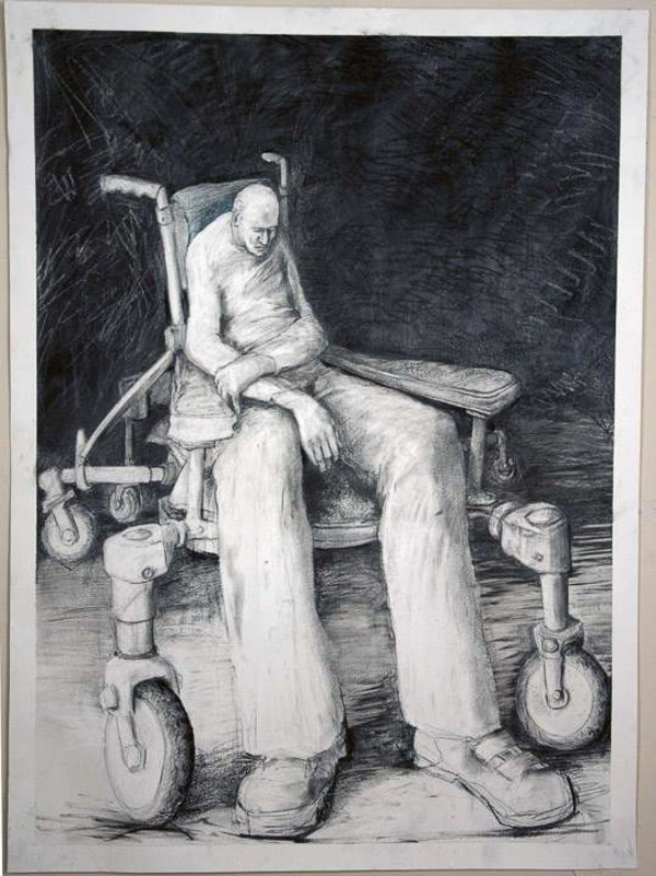 Creaking Cart # 5 by Eve Whitaker
