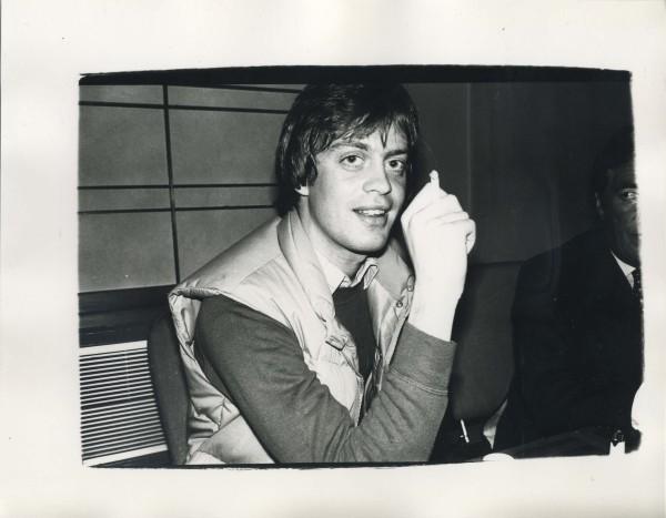 Robyn Geddes by Andy Warhol