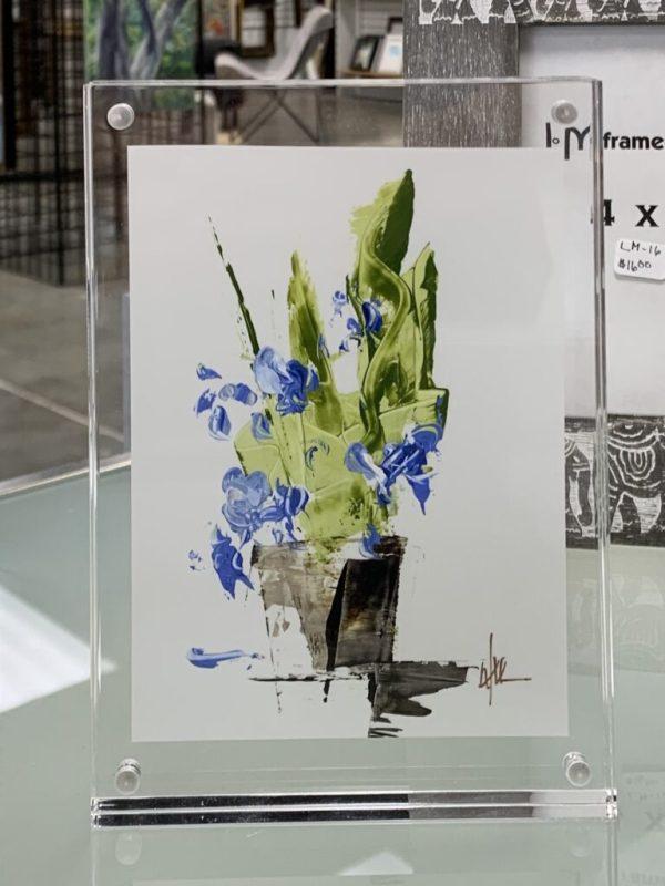 Flower II by Nancy Lee