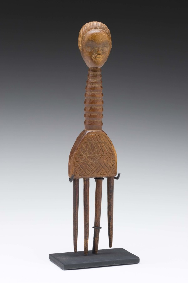 Comb (Ashanti People, Ghana) by Unknown