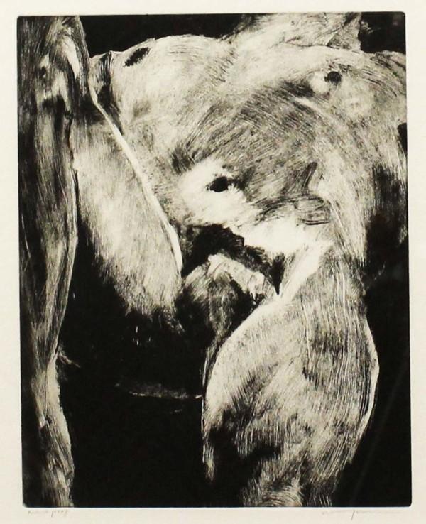 Figure III by Herb Jackson