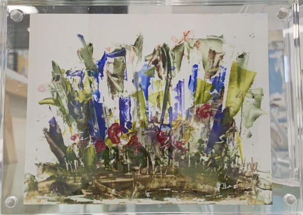 Flower IV by Nancy Lee