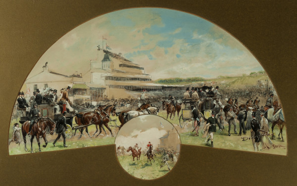 Derby Day by John Beer