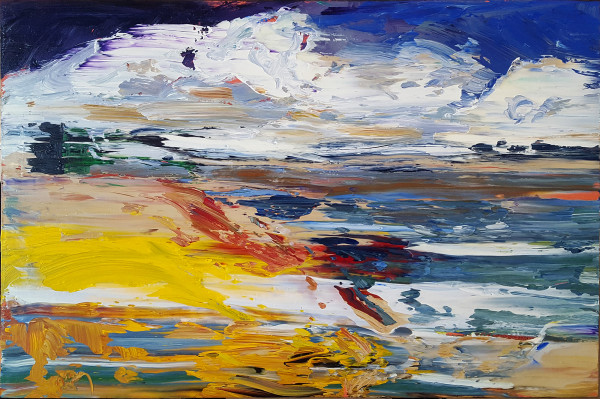 Coastal Melange by Matt Petley-Jones