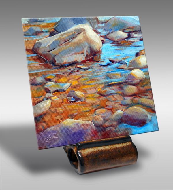 River Jewels II by Pat Cross
