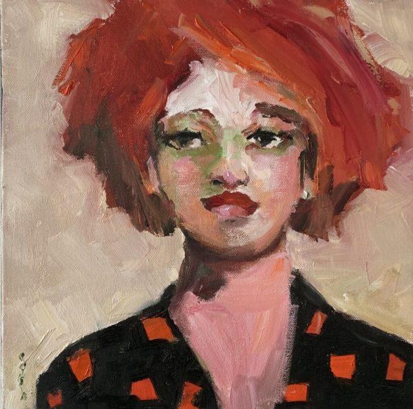 Bedhead by Corinne Galla