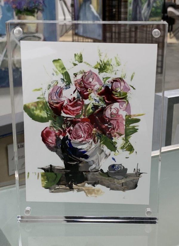 Flower I by Nancy Lee