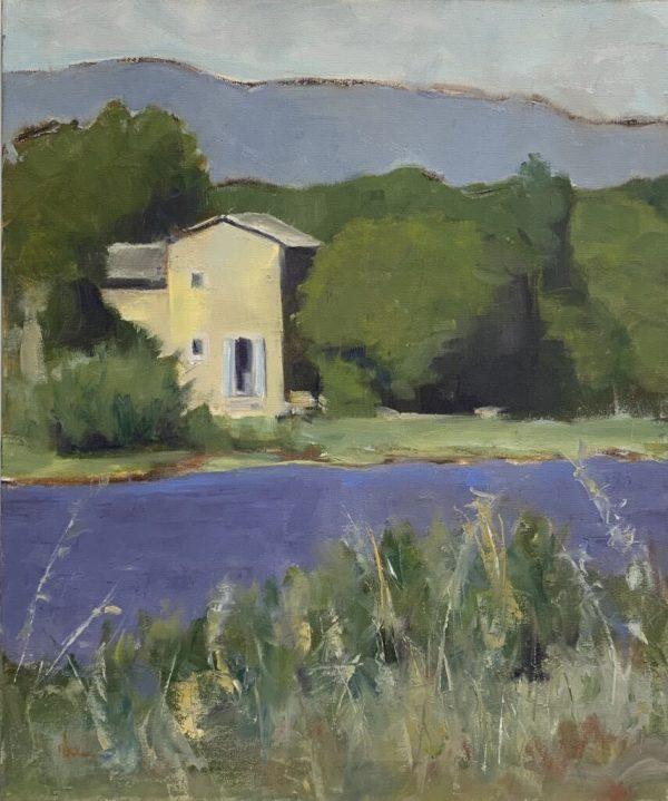 Lavender by Nancy Lee