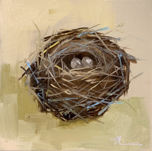 Bird's Nest 6 by Nancy Armstrong