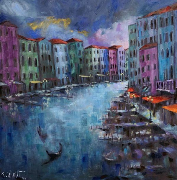 Grand Canal by David Winnitt