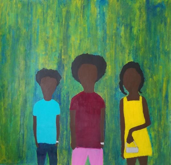 SIBLINGS by Patrick-Earl Barnes