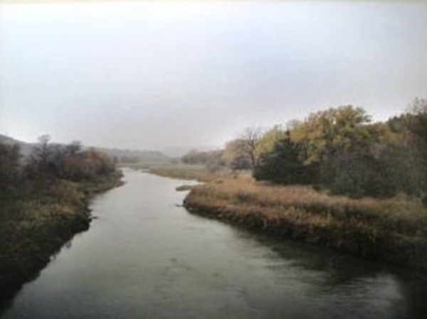 Niobrara River, Cherry County, NE by John Spence