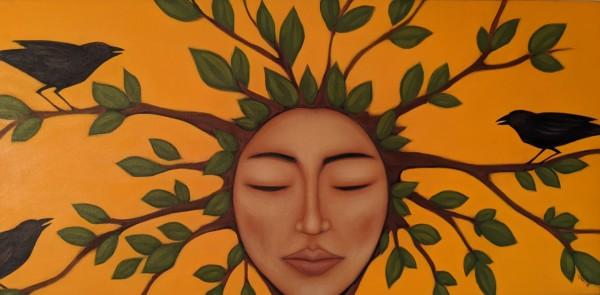 Tree Spirit by Tamara Adams