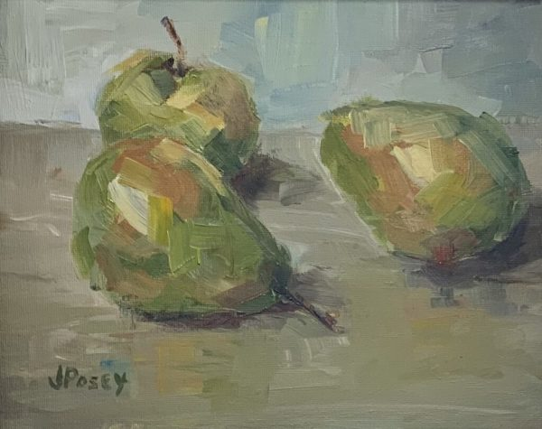 Pears 1 by Jeany Posey