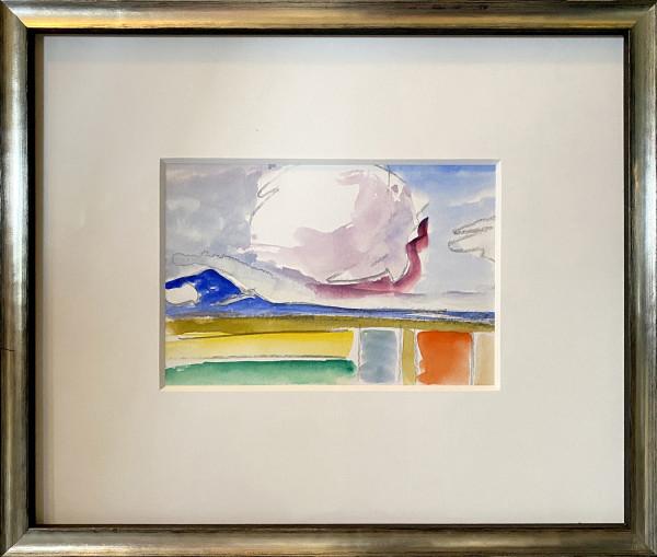 Opposing Cloud by Matt Petley-Jones