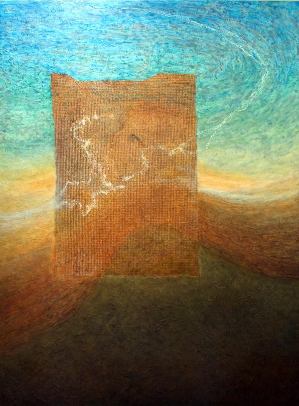 Omniscience VIII by Duncan Regehr