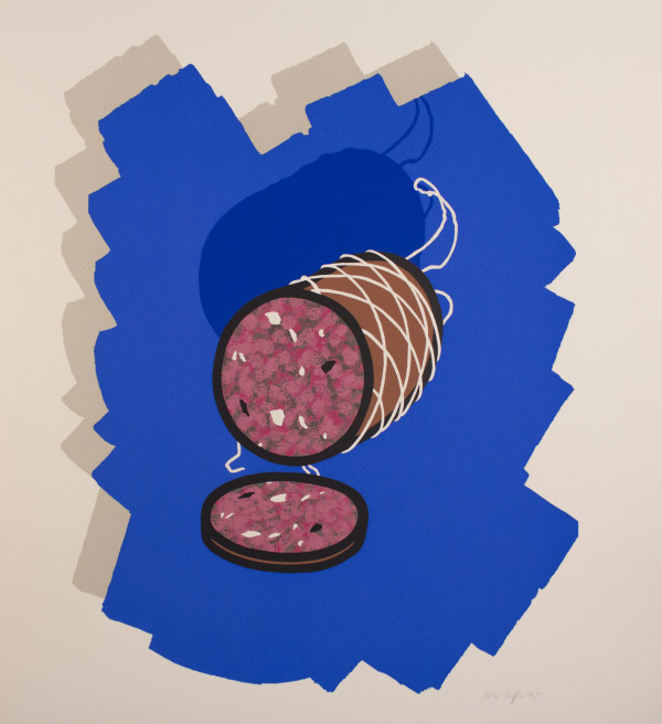 Big Sausage by Patrick Caulfield