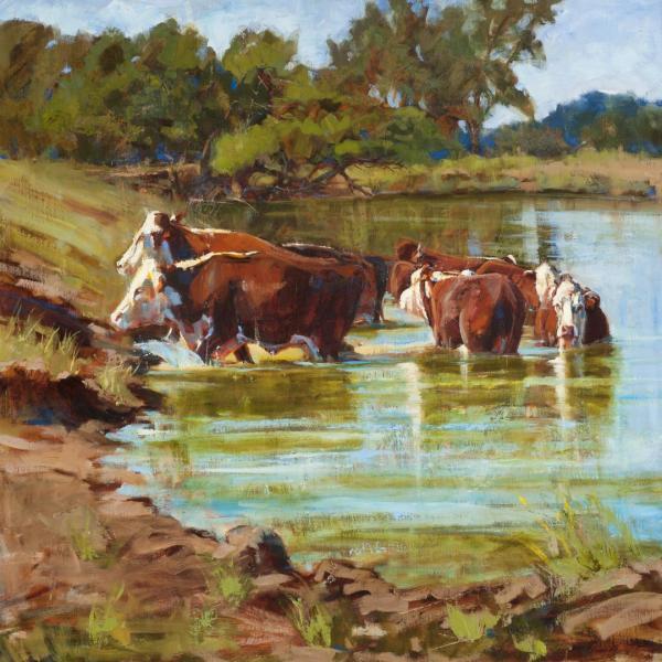 Bluegrass Bath by Kelly Brewer