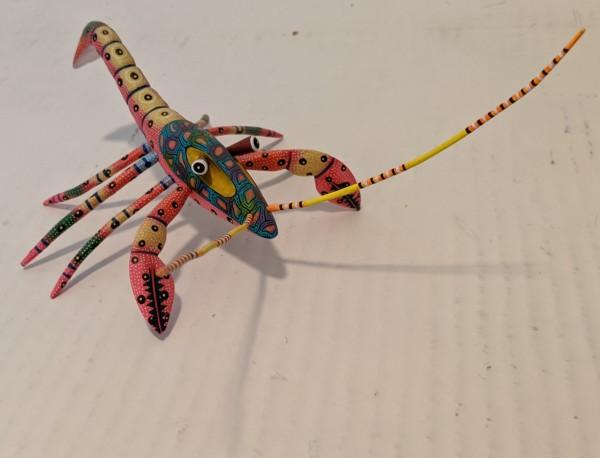 Crawfish* by Mexican Folk Art Milagros