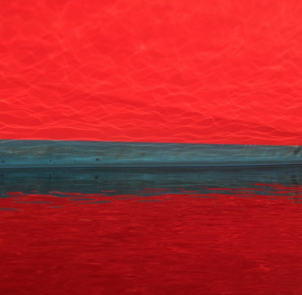 Red Water #4 of 5 by Ralph Kerle's Art