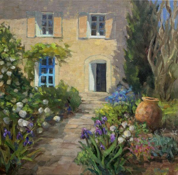 The Well-Kept Garden by Julie Mann