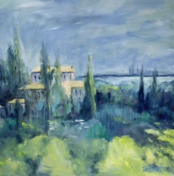 Siena Tuscany by David Winnitt