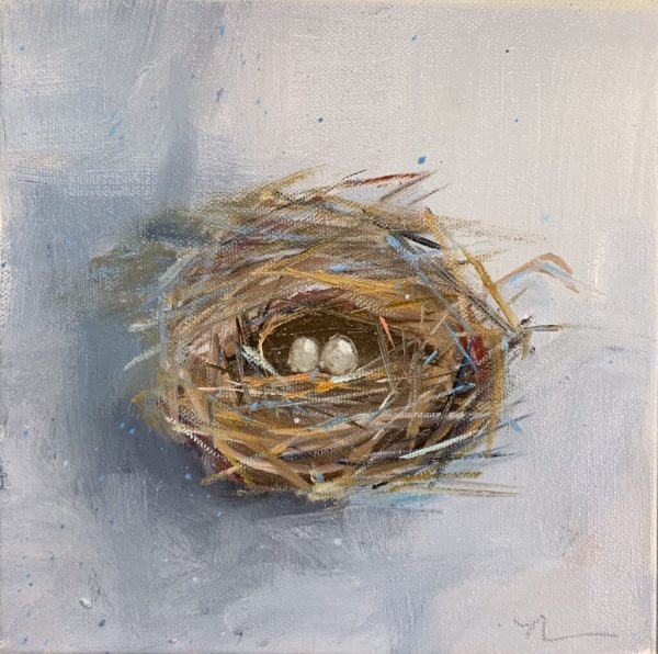 Bird's Nest 1 by Nancy Armstrong