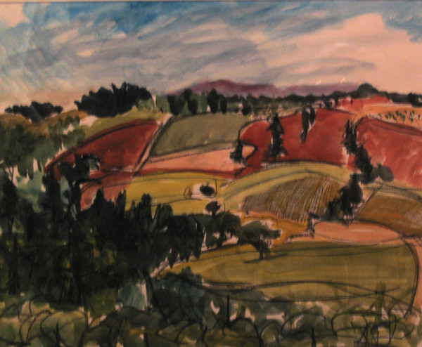 Sold. Willamette Vineyards by Katy Cauker