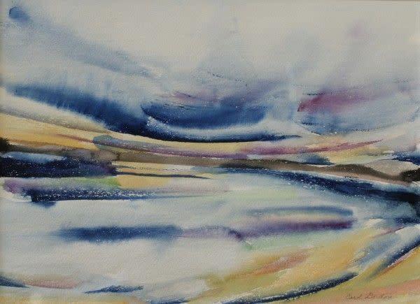 Watercolour Painting - Acrylic Edition #1 by Carol Gordon