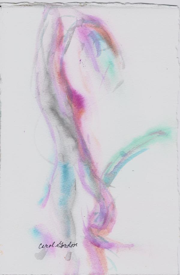 Original Watercolour Painting by Carol Gordon