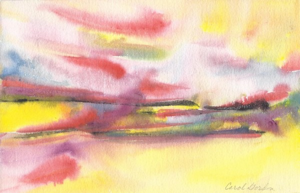 Nature on Fire #1 by Carol Gordon