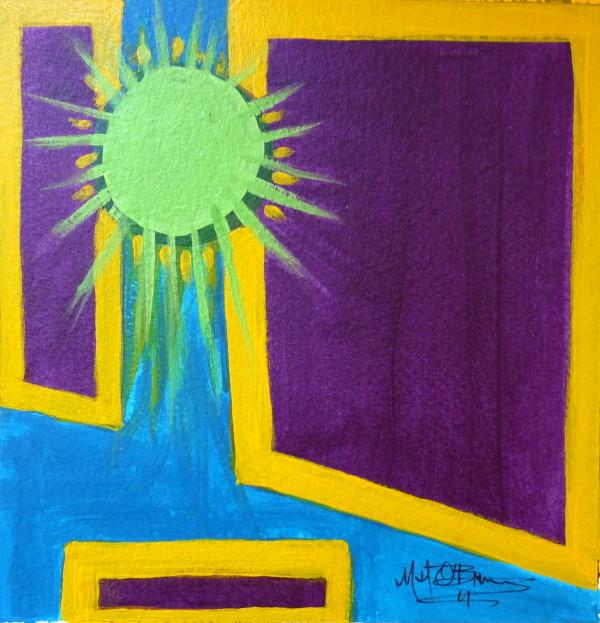 Four Colors I by Mari O'Brien
