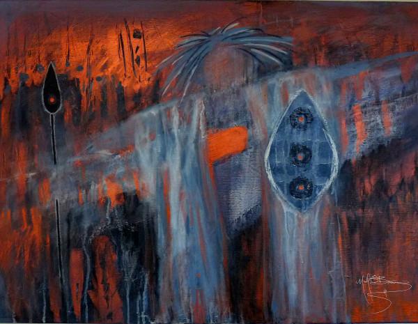 Ghost Warrior by Mari O'Brien