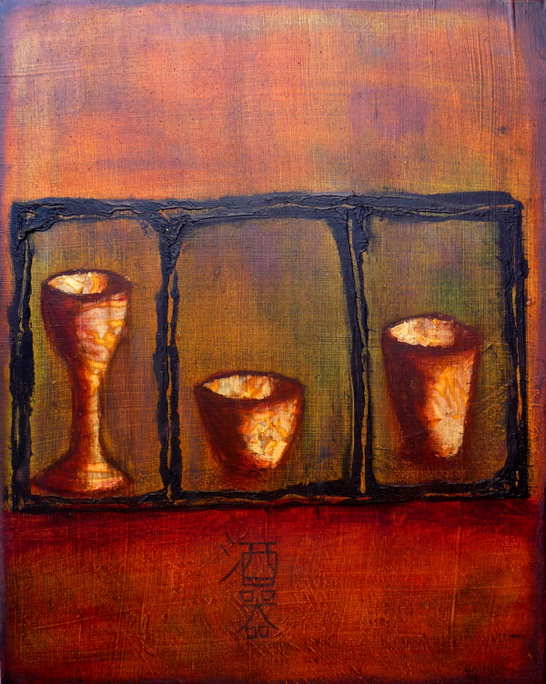 """Drinking Vessels by Mari O'Brien"