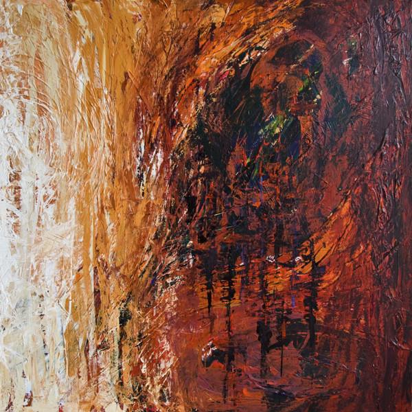 Progressing From Dark To Light  by Alexandra Jordankova