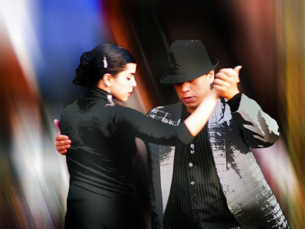 It Takes 2 To Tango by Alexandra Jordankova