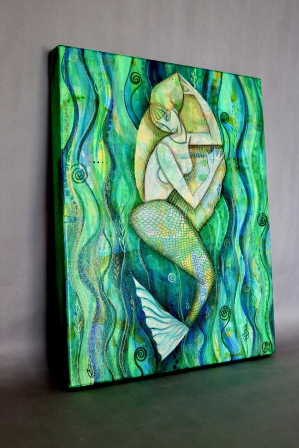 Mermaid II  by Mark Williams