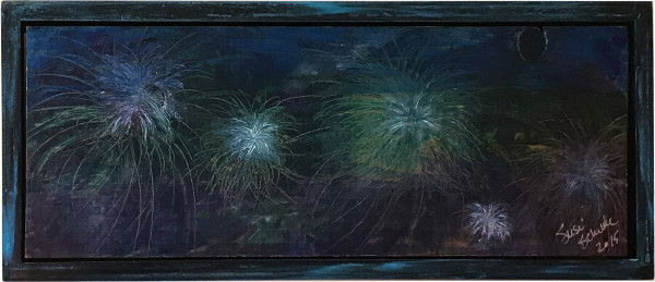 Fireworks Sky by Susi Schuele