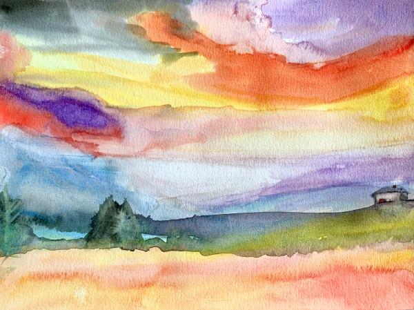 Glocca Morra by Susi Schuele