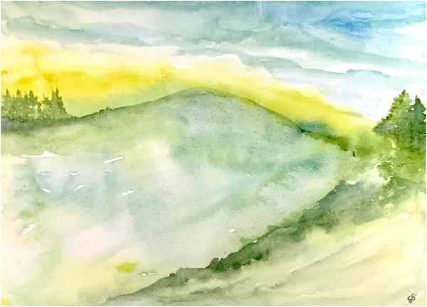 Loch Lomond by Susi Schuele