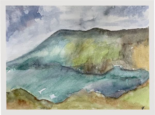 Slieve League by Susi Schuele