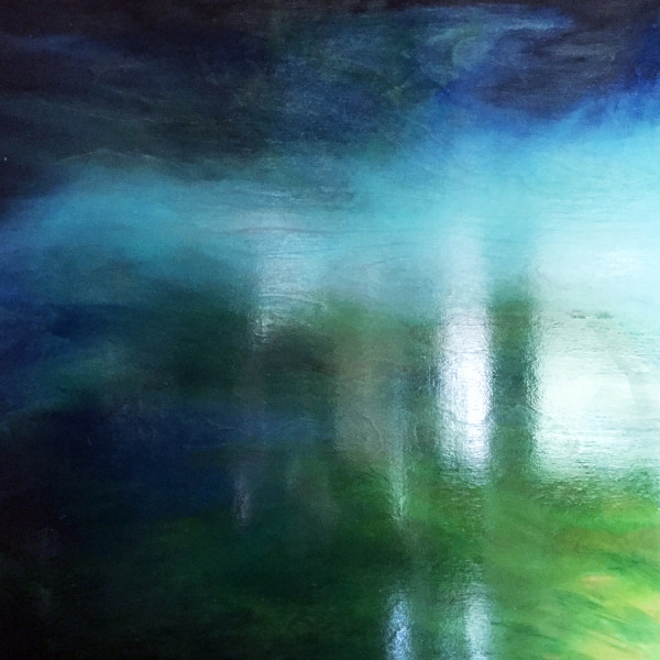 Green Grass And High Tides by Susi Schuele