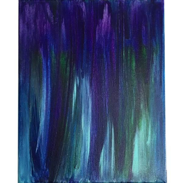 Purple Rain by Susi Schuele